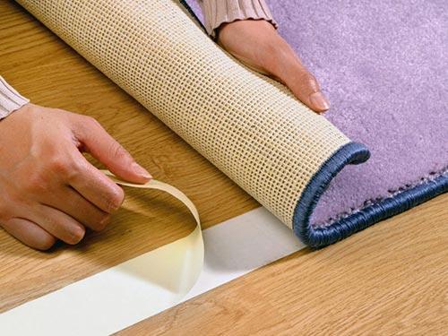 Укладка ковролина своими руками