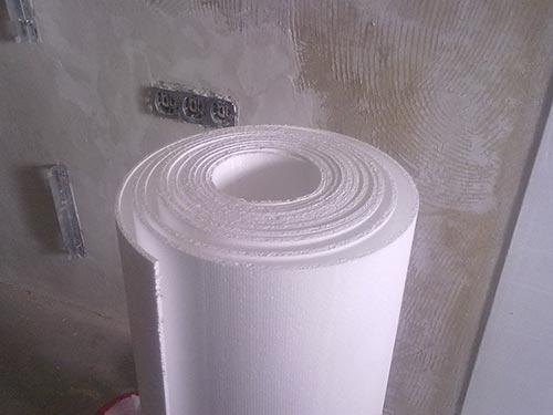 Как утеплить стены в квартирах