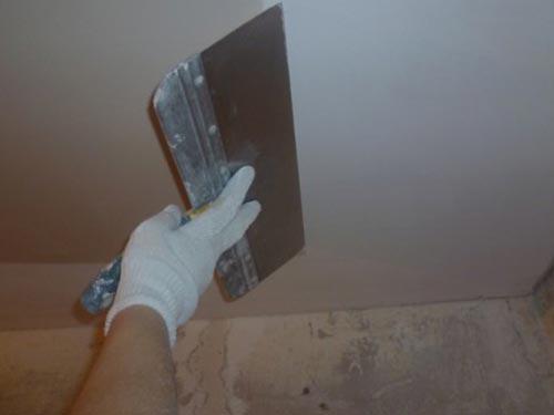 Как сделать гипсокартонный потолок