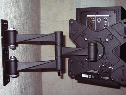 На фото кронштейн для телевизора