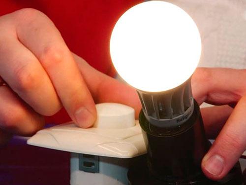 Диммеры для ламп накаливания своими руками