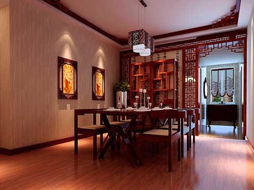 На фото мебель в китайском стиле