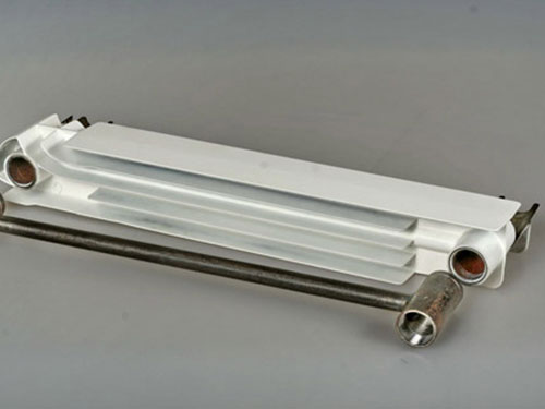 На фото расчет количества секций биметаллических радиаторов
