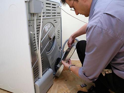 На фото подключение слива стиральной машины
