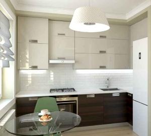 Кухня_минимализм