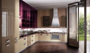 освещение имеет не последнюю роль в планировке кухни