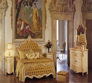 Украсьте стены росписями и картинами в духе 17 века