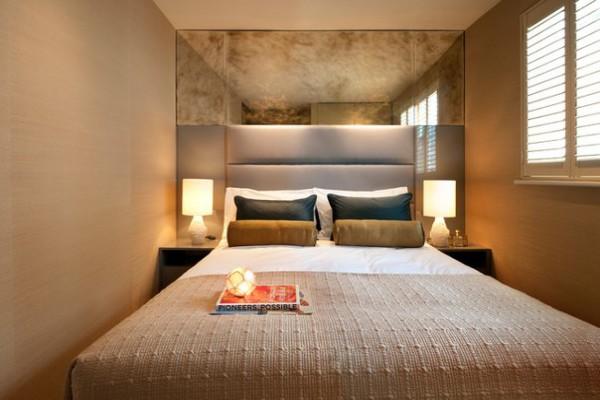 Одно из решений — занять всю комнату одной кроватью