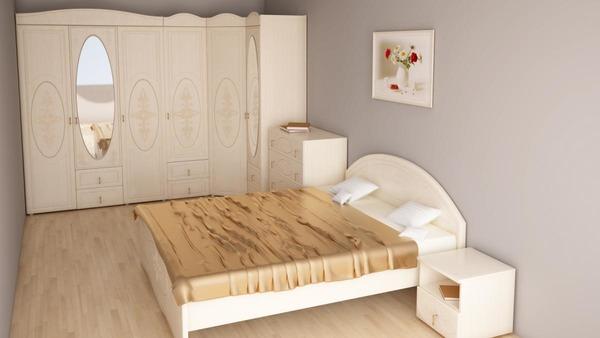Модульная мебель позволяет менять местами элементы комплекта