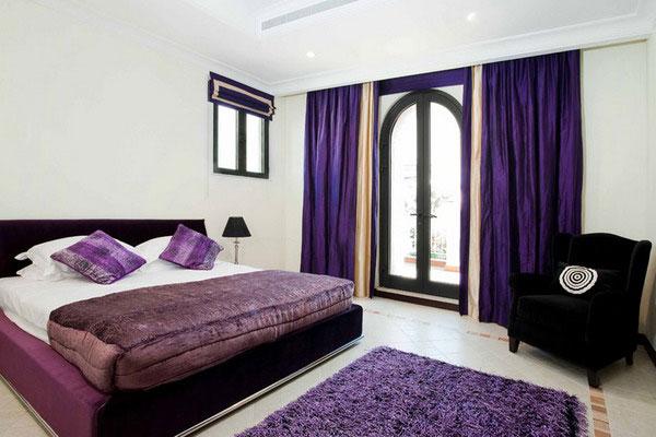 Фиолетовые оттенки предпочитают люди с независимым характером и ценящие свободу во всем