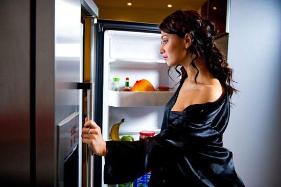 Для удобства пользования предпочтительно, чтобы высота холодильника примерно совпадала с ростом владельца