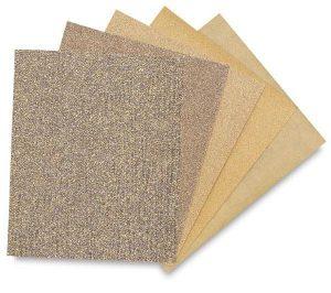 Градация наждачной бумаги
