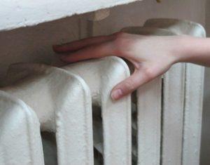 Причины холодных батарей