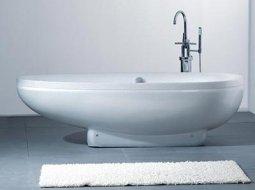 Какую акриловую ванну лучше выбрать: виды ванн и критерии выбора