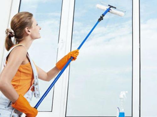 Как помыть окна зимой