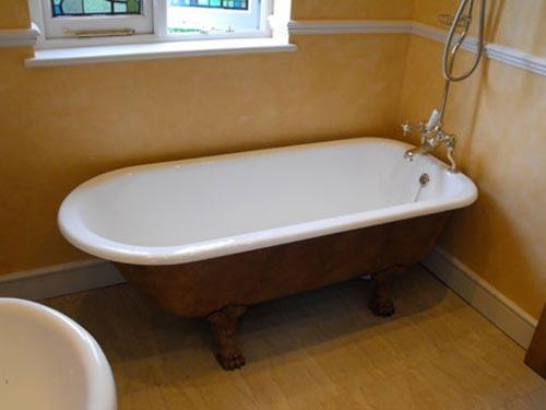 Какую чугунную ванну лучше выбрать