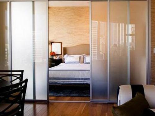 Виды перегородок для зонирования комнаты