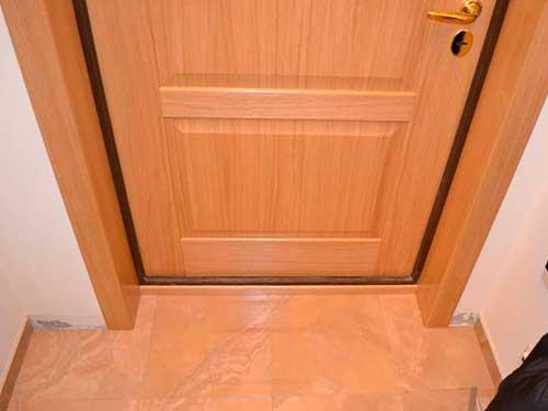 Дверные откосы своими руками