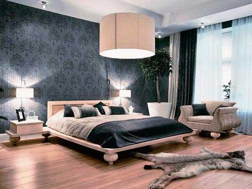 Правильное освещение в спальне