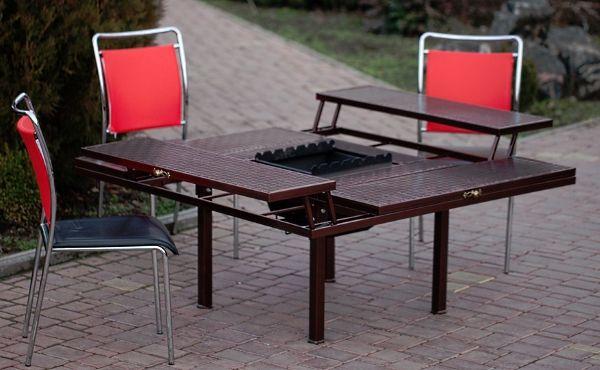 Сделать стол из дерева