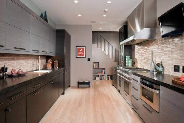 Дизайн кухни 14 кв. м: особенности интерьера, идеи планировок, фото
