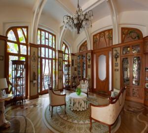 Характерные черты стиля модерн в интерьере дома