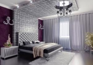 """Спальня в стиле кантри - практичность и уютная простота """"деревенского"""" интерьера"""