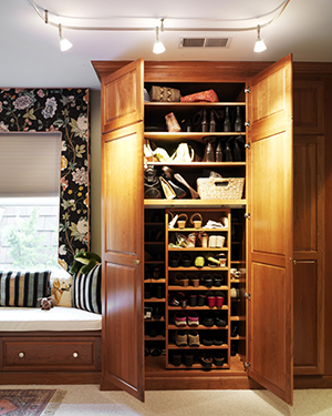 Dc-Metro-Ikea-Shoe-Cabinet-Closet-Traditional-Gallery