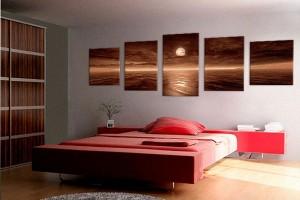 Как правильно выбрать картины для спальни по фэн шуй