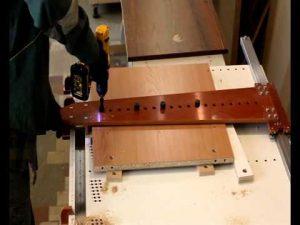 Присадочный станок для мебели: инструкция по изготовлению своими руками