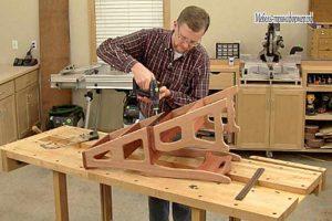 Деревянный стул-стремянка: как сделать данный трансформер своими руками