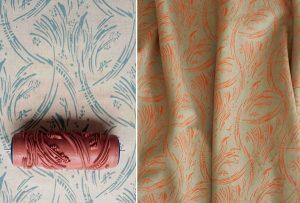 Валик с рисунком для стен: создание оригинального декоративного покрытия