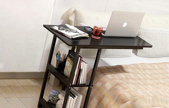 Приставной столик для кровати