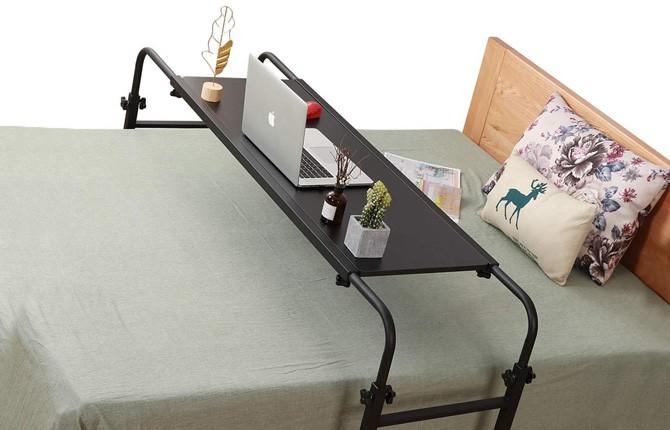 Вариант столика для кровати