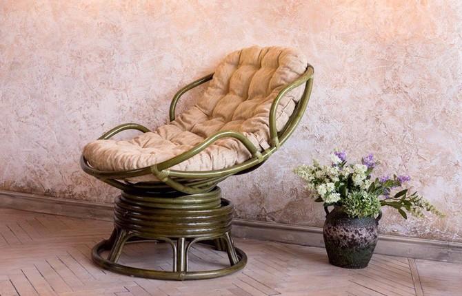 Кресло папасан модель «Дакота»