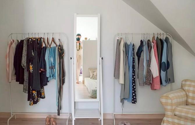Вешалка гардеробная советы по выбору