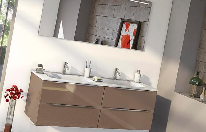 Модульная мебель в ванной комнате